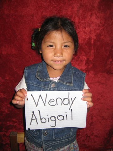 Abigail Wendy
